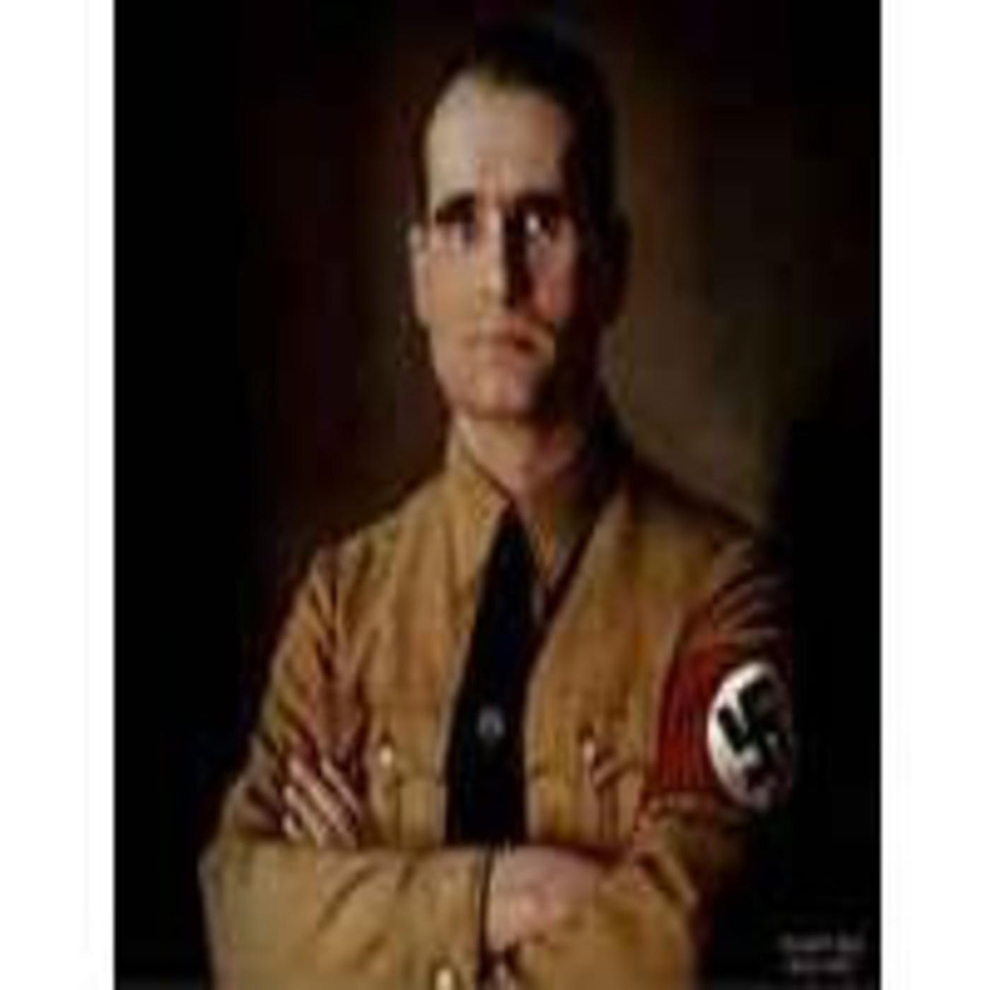 El misterio de Rudolf Hess