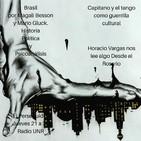 Horacio Vargas adelanta su libro Desde el Rosario. El Perseguidor 30.11.18