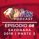 #08: Sayonara 2019 (parte 2)