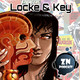 ZNPodcast #69 - Locke and Key: del cómic a Netflix