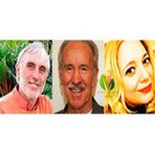 John Grinder Co-creador de la PNL, Mariano Bueno cultivando remedios naturales, Matrix Oc con Sandra Ballestin