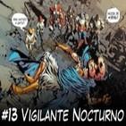 CVB Tomos y Grapas, Cómics - Capítulo # 13 - Vigilante nocturno
