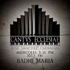 """Cantus Ecclesiae 13 - Entrevista a Omar Morales Abril """"Los Maestros de Capilla de la Catedral de Guatemala"""" - 2019-02-20"""