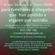 'Levántese de día, poniente de noche' # 43 con Grupo Apoyo Familiares y Allegados de Personas Fallecidas por Suicidio