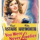 I'm Old-Fashioned ,You were never lovelier,1942