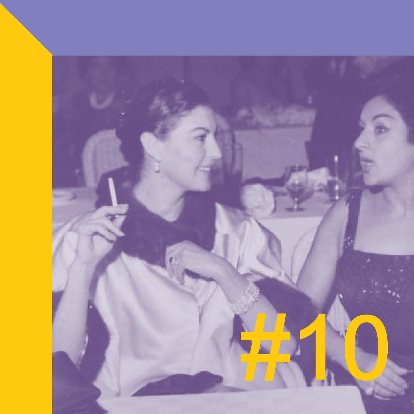 ¡Ay, campaneras! #10 Guiris