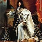 Historia de LUIS XIV , el REY SOL