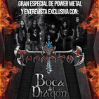 Episodio 28 de Julio de 2019 Especial Power metal y entrevista con las bandas Lord Thanatos Y Boca del dragón Part 1
