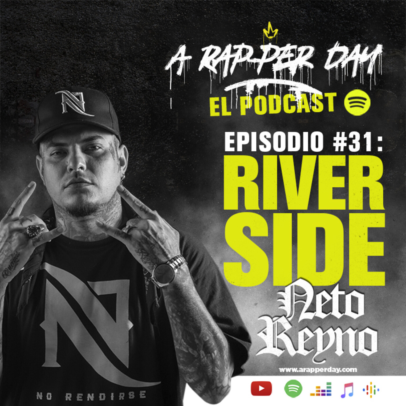 Episodio #31: River Side / NETO REYNO