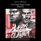 UFC Vegas 6 Lewis vs Oleinik PREVIA