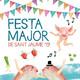 Agenda d'activitats de la Festa Major 2019 (Diumenge 21-07-19)