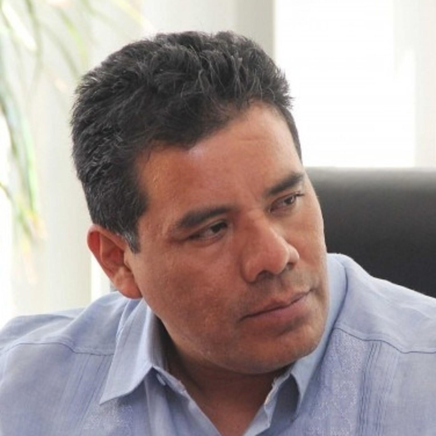Entrevista con el Rector de la UABJO sobre sismo 7.5 grados en Oaxaca