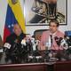 Ante nuevas protestas de la oposición: Lacava llamó a la sensatez y cordura