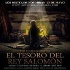Programa 88: 'El Tesoro del Rey Salomón con José Ignacio Carmona' y 'CIA, arte y Guerra fría'
