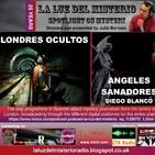 LA LUZ del Misterio-LONDRES OCULTO Y ANGELES SANADORES