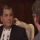 Entrevista a Rafael Correa (Salvados)