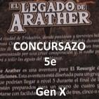 2-22 Nos gusta 5e + Concurso Legado Arather