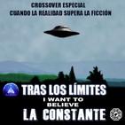 Tras los límites crossover con La Constante 'Cuando la realidad supera la ficción' con Frank Spotniz, David Lynch...