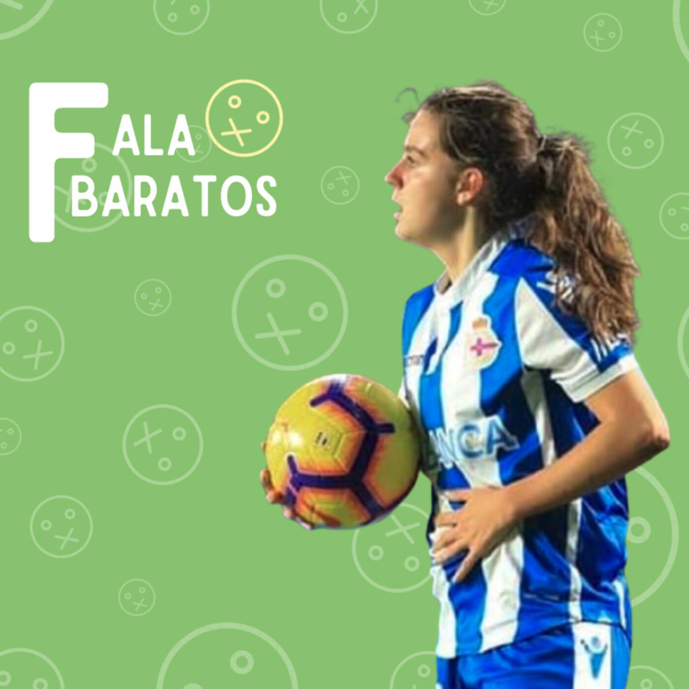 Entrevista con Patri Díaz, futbolista.