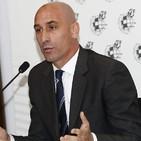 Entrevista a Luis Rubiales, Presidente de la Real Federación Española de Fútbol