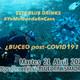 ¿Buceo Post-COVID19? Ramón Verdaguer 4º Blue Drinks Virtual