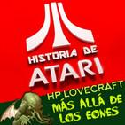 LODE 9x08 –Archivo Ligero– historia de ATARI, Más allá de los Eones de HP Lovecraft