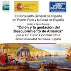 Entrevista en la Calle: David gonzález Cruz habla sobrela gestación de los viajes de Colón