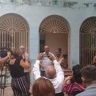 Reconocieron a periodistas habaneros con el sello Aniversario 500