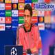 Rueda de Prensa Raphael Varane previa al CSKA de Moscú - Real Madrid ( UCL )