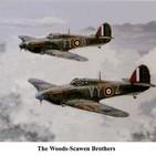 Motor y al Aire- Los hermanos Woods Scawen en la Batalla de Inglaterra