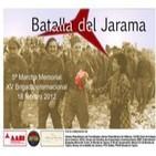 20 de febrero de 2.012. Sangre y barro en el Jarama: LXXV aniversario de la Batalla (1.937)