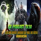 CX Podcast 7x38 I Los mejores juegos de rol de la generación