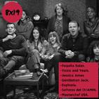 s08e19: Corazón antiguo (Paquita Salas, Years and Years, Jessica Jones, Gentleman Jack, Euphoria)