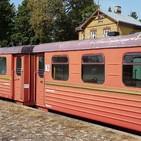 Viaje en tren histórico por Lituania