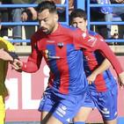 Entrevista a Enric Gallego, delantero UD Extremadura