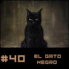 #40 El Gato Negro de Edgar Allan Poe