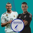 Podcast @ElQuintoGrande : La Firma de @DJARON10 #26 : Gareth Bale y Keylor Navas ¿ Se despiden del Madrid ?