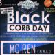 BLACKCORB DAY Nº 267 : MC REN & DSGRANDE & THE FOUR OWLS