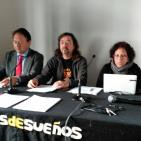 Rueda de Prensa #DemandasReMC a partidos políticos. 9 diciembre 2015