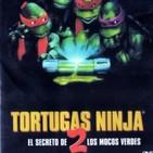 Las Tortugas Ninja II: El secreto de los mocos verdes (1991)