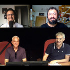 Ep231: SpaceX vs ESA; Rumores: Agujero Negro Extraño; El Misterioso Gel Lunar; Materia Oscura; Sabine Hossenfelder