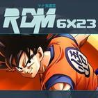 RDM 6x23 – Reseñas de Maná: Dragon Ball Z Kakarot, Arise: A Simple Story, Civilization VI…