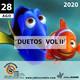 Programa Entrecantos 28 de agosto, 2020: Duetos Vol II