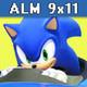 A los mandos 9x11 - Team Sonic Racing, Blood & Truth, Effie