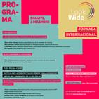 Sira Vilardell (Fundació Surt) anuncia a sicom.cat l'acte de cloenda del projecte 'Look Wide' de defensa de drets LGTBI