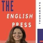 The English Press - Marta Blanco