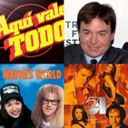 AVT PODCAST - nº 124 - Programa doble: Mike Myers - Wayne's World ¡Qué desparrame! + 54.