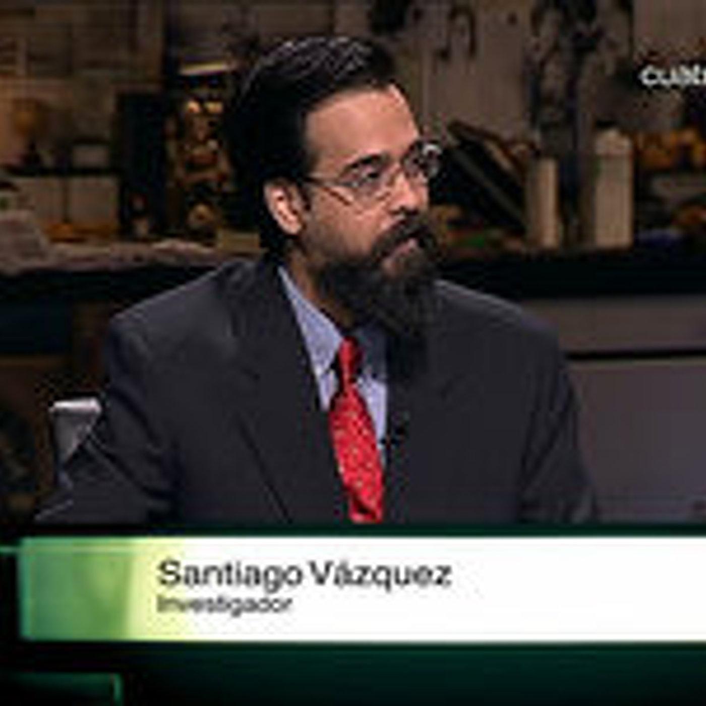Santiago Vázquez, El Mas allá, El Demonio, La Luna, Fenómeno ...