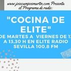 """""""Cocina de Elite""""Programa nº 12 .Ultimo Programa."""