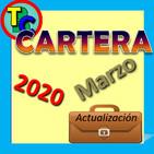 CARTERA MODELO CROWDLENDING - Actualización Marzo 2020 + Comentario Coronavirus COVID-19 en descripción